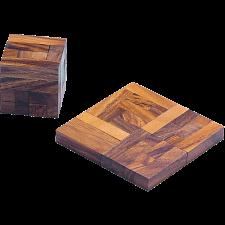Yachimata Cube - European Wood Puzzles