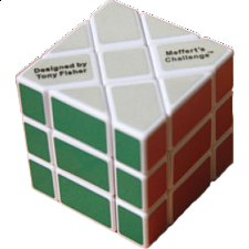 Fisher's Cube - White Body -