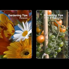 Playing Cards - Gardening Tips -