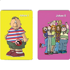 Playing Cards - Jokes - Games & Toys