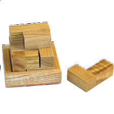 Crazy Soma Cube - Other Wood Puzzles
