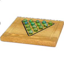 Classic Pyramid - Solitary - Wood Games