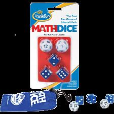Math Dice -
