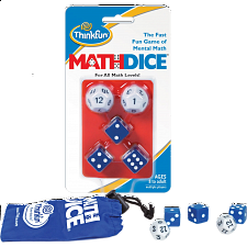 Math Dice - More Puzzles