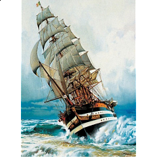 Antique Tall Ship