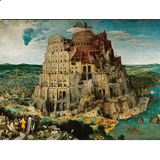 Brueghel the Elder: The Tower of Babel - Search Results