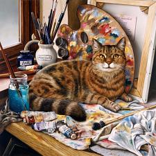 Cat-ology - Leonardo