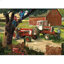 Farmall - Boys and their Toys - 1000 Pieces