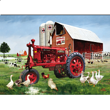 Farmall - Big Red - 1000 Pieces