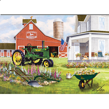 John Deere - Springtime Garden - Search Results