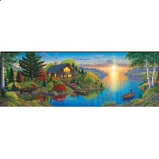 Artist Panoramic - A Summer Haven
