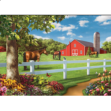 Farm Country - Pastures of Chance - 1000 Pieces