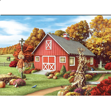 Farm Country - Harvest Breeze - 1000 Pieces