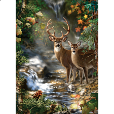Peek Season - Deer Creek - 1000 Pieces