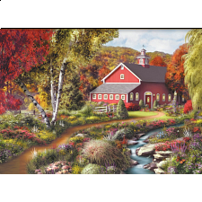 Farm Country - Coming Home - 1000 Pieces