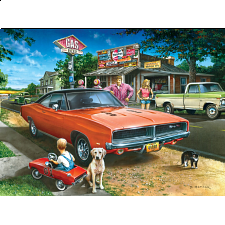 Classics - Country Road Dreams - 500-999 Pieces