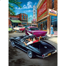 Classics - Cruisin' Time - 500-999 Pieces
