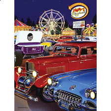 Classics - Sammy's Playland - 500-999 Pieces