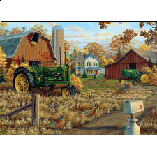 John Deere - Autumn Gold