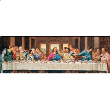 Artist Panoramic - Last Supper
