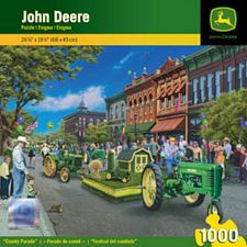 John Deere - County Parade - 1000 Pieces