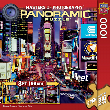 Masters of Photography Panoramic: Times Square, New York City