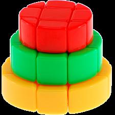 3x3x3 Birthday Cake