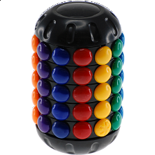 Magic Cube - Circular Bean Tower - Rotating Beads Puzzle - Rubik's Cube & Others
