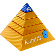 Ramisis: GII - Gold with Blue Capstone - Search Results