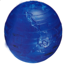 3D Crystal Puzzle - Earth -