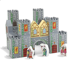 Castle Blocks Play Set - Children's Toys & Puzzles