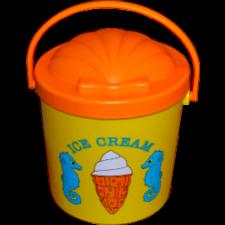 Speck Seahorse Sand Ice Cream Set -