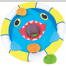 Spark Shark Floating Target Game - Games & Toys