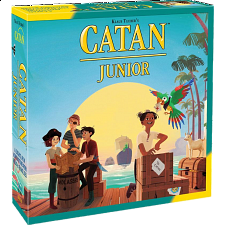 Catan Junior - Board Games