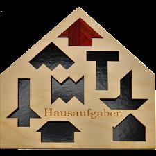 Hausaufgaben - European Wood Puzzles