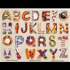 Alphabet Art -