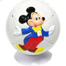 Mickey Ball - Meffert's Rotational Puzzles