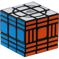Super 3x3x6 II - Black Body -