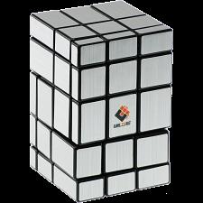 Siamese Mirror Cube - Silver Labels -