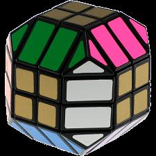 Super 4x4x4 Mask Cube - Black Body -