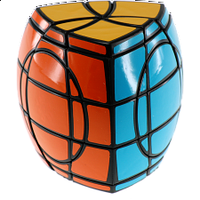 Super 5 Layer Pentahedron Puzzle - Black Body