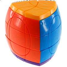 Super 5 Layer Pentahedron Puzzle - Solid 5 Color Body - Rubik's Cube & Others