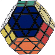 Gem Cube IV - Black Body - Other Rotational Puzzles