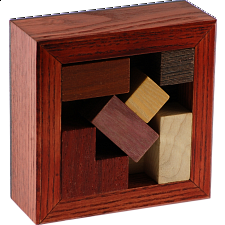 Super Box 2 - European Wood Puzzles
