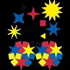 Tessel-gon Stars