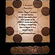 7 Pennies
