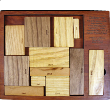 Calibron 12 - Other Wood Puzzles