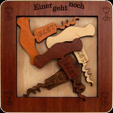 Einer Geht Noch - Wood Puzzles