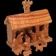Creche - 3D Wooden Jigsaw Puzzle