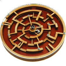 Labyrinth - European Wood Puzzles
